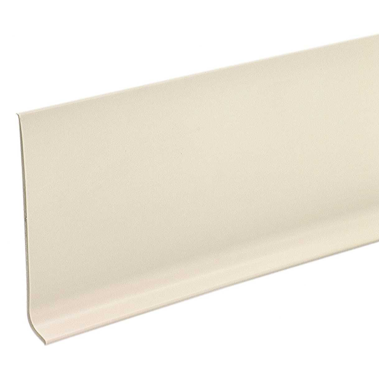 M-D Products 73899 Almond Vinyl Dryback Wall Base, 4' x 60'