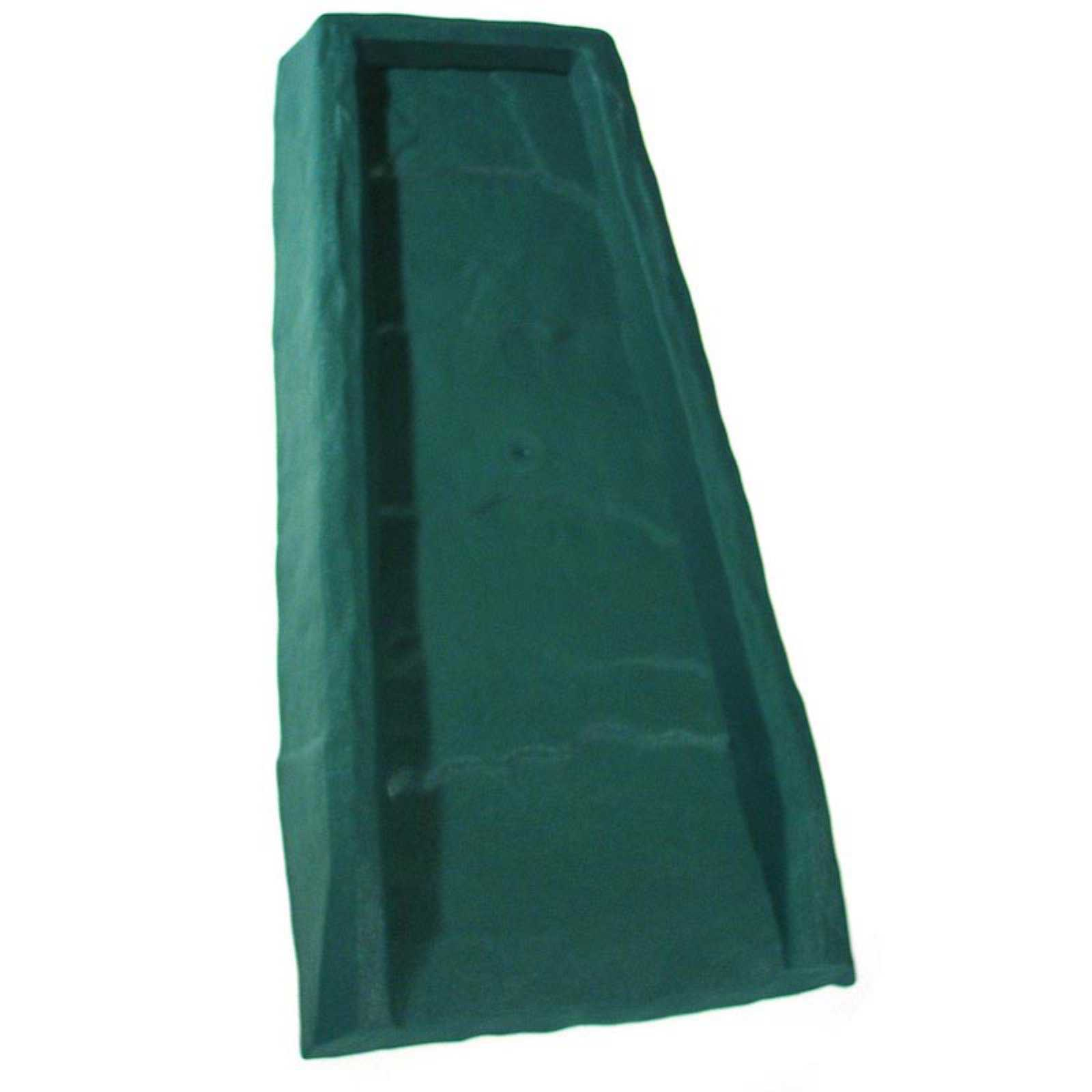 Master Mark Plastics Green Plastic Splashblocks