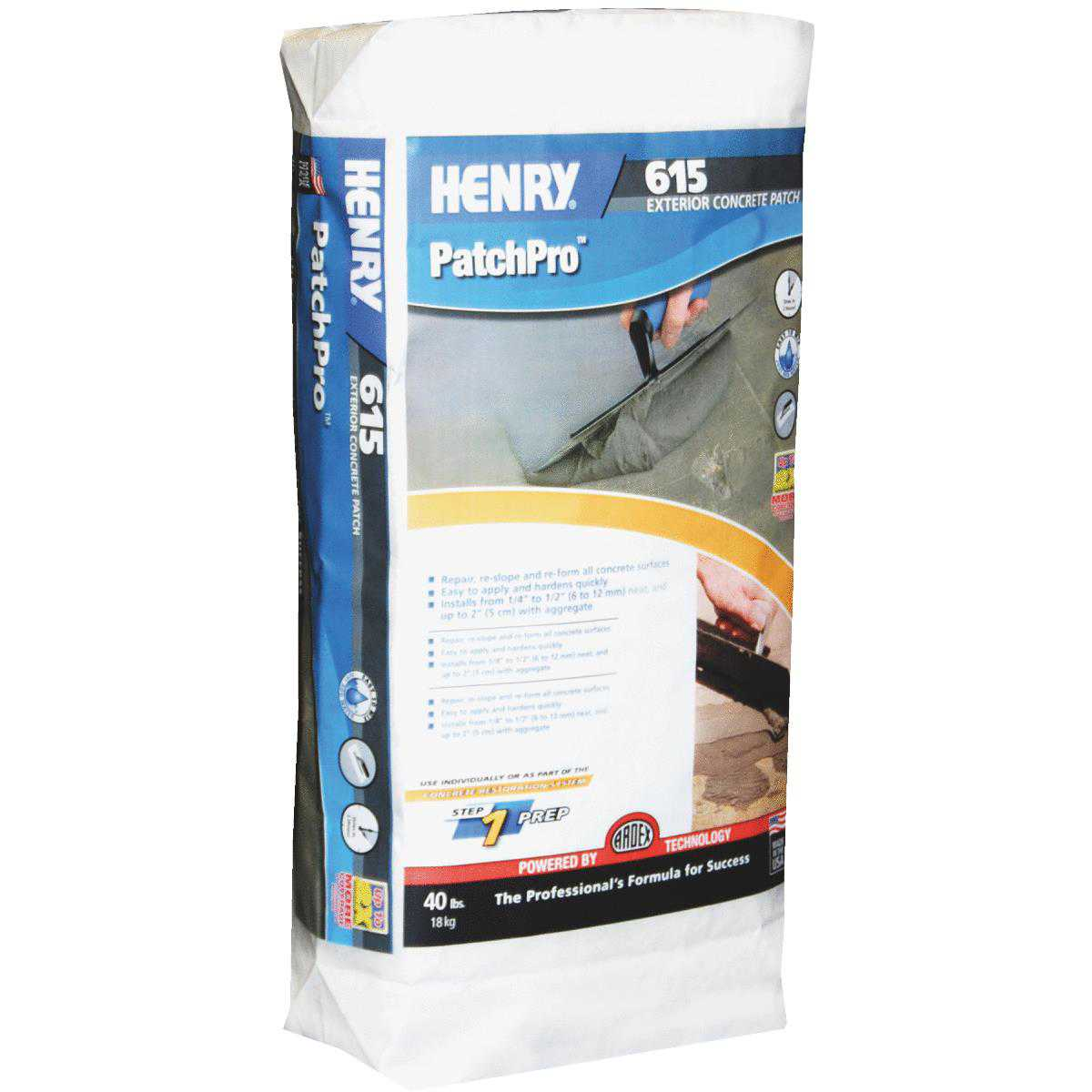 Henry PatchPro Concrete Patch