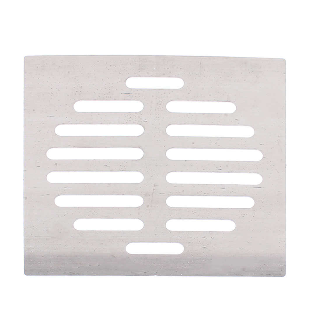 Stainless Steel Kitchen Bathroom Square Floor Drain Cover 4.4' 11.3cm