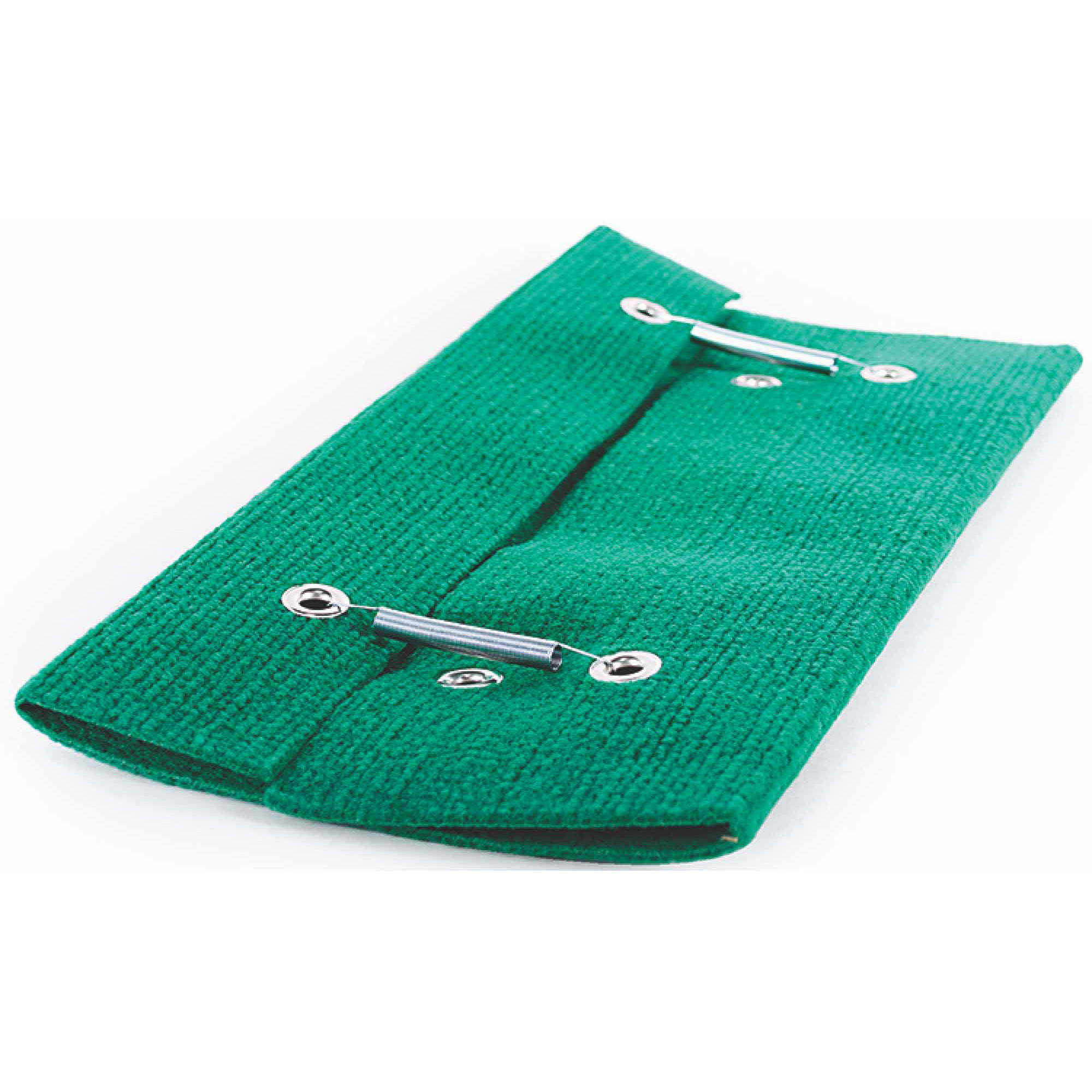 Camco 42923 RV Wrap Around Step Rug, Green
