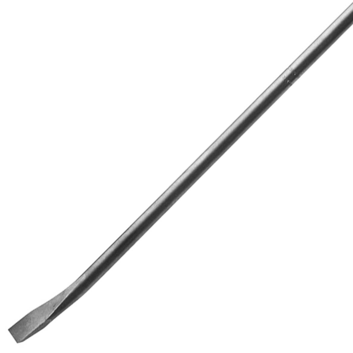 Klein Tools Connecting Bar, 30', 3/4' Stock, Offset Chisel and Straight Tapered Point, Round