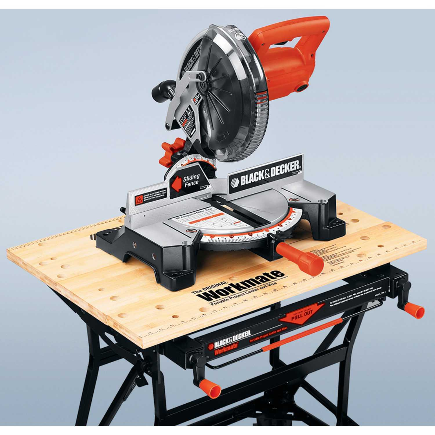 BLACK+DECKER 28-3/4, Portable Project Center, WM425