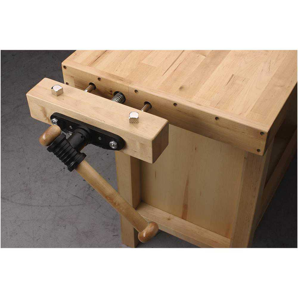 Grizzly H7724 60' Birch Workbench with Drawers
