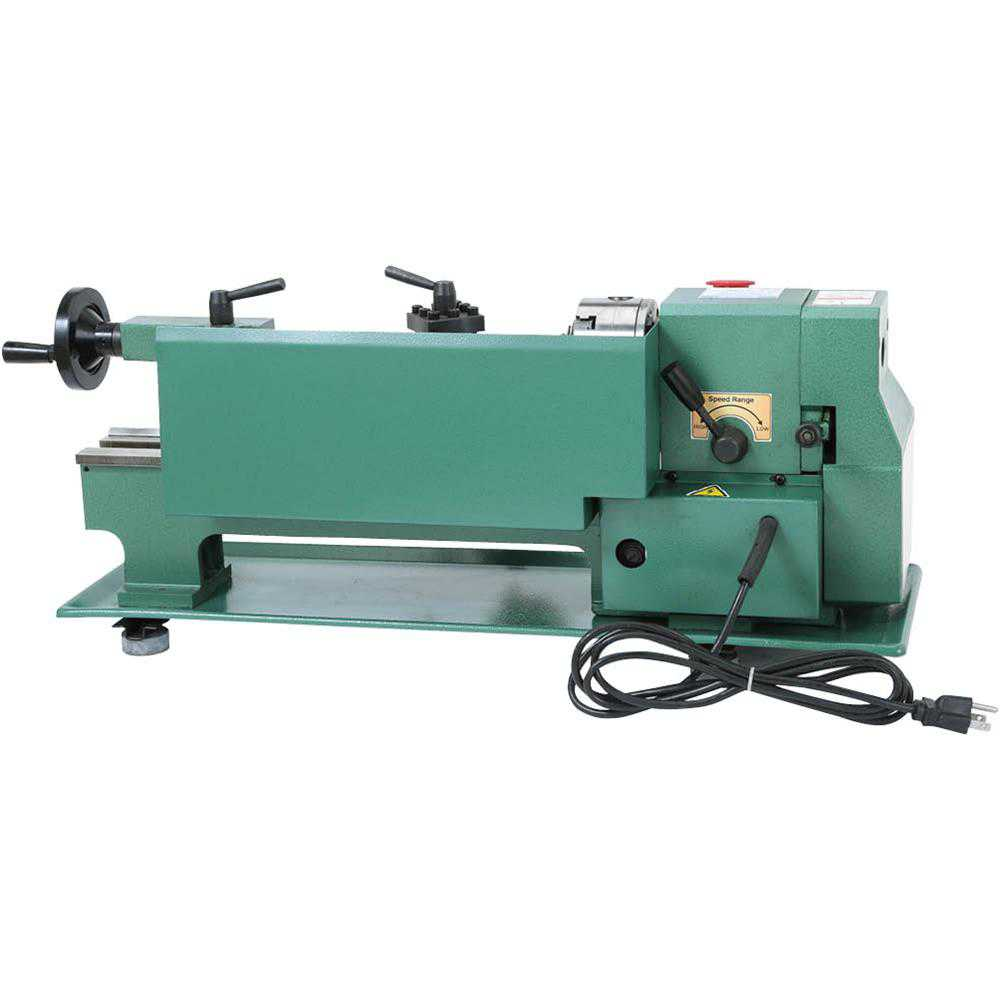 Grizzly G8688 7' x 12' Mini Metal Lathe