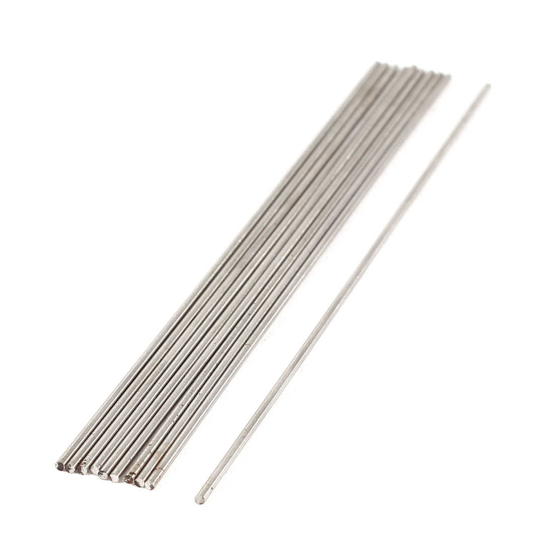 Unique Bargains 10 Pcs 3.9' Long Machine Grooving Tool Round Turning Lathe Bars