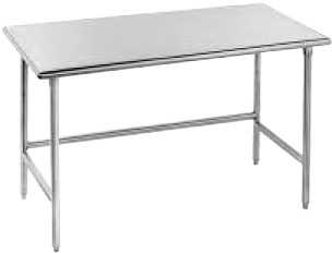 Advance Tabco Work Table 72' x 36' Wide - TAG-366