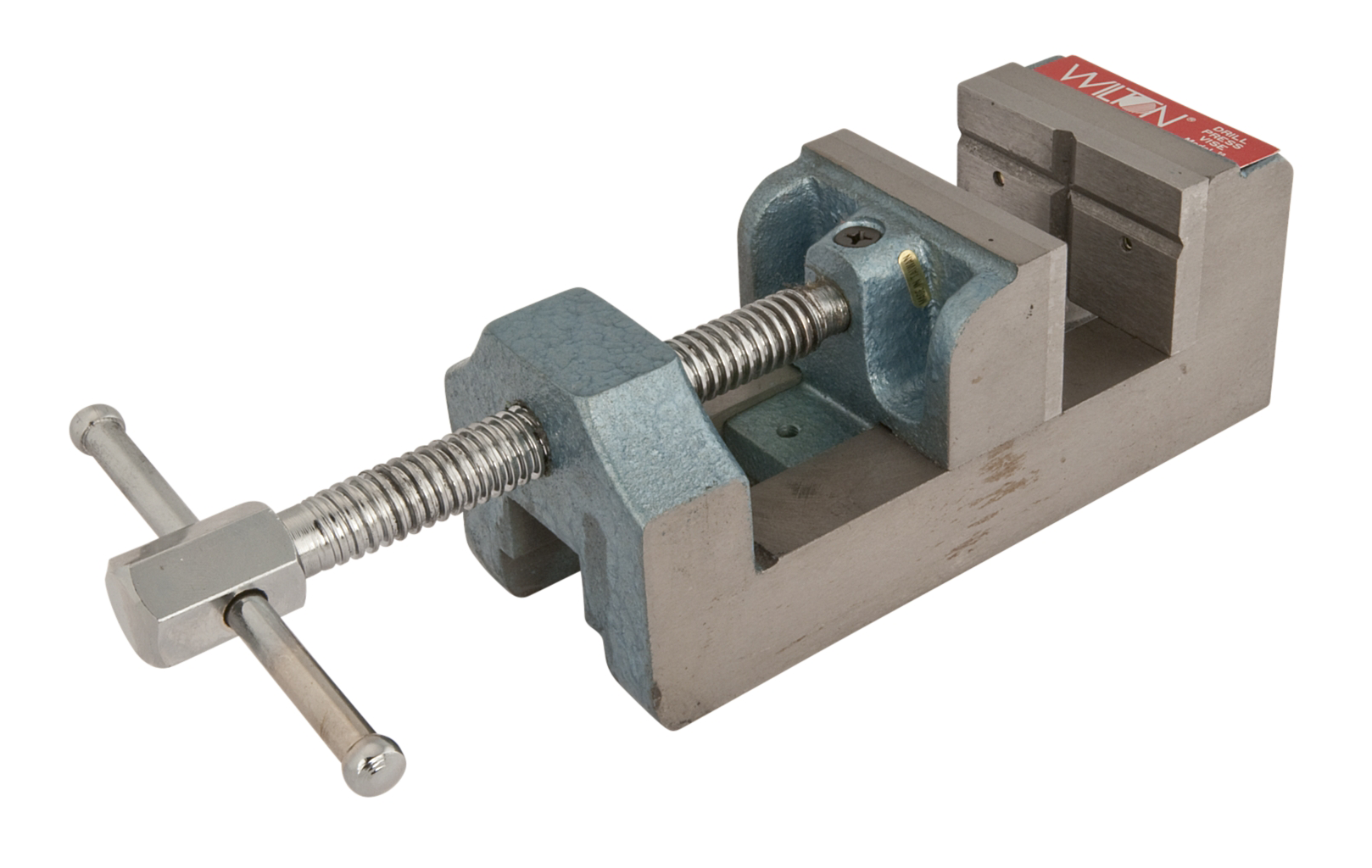 Wilton Drill Press Vise Continuous Nut, 3' Jaw