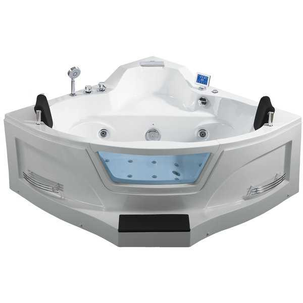 Ariel ARL-084 Two Person Whirlpool Bathtub