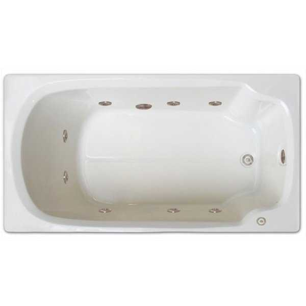 Signature Bath Drop-in Whirlpool Bath